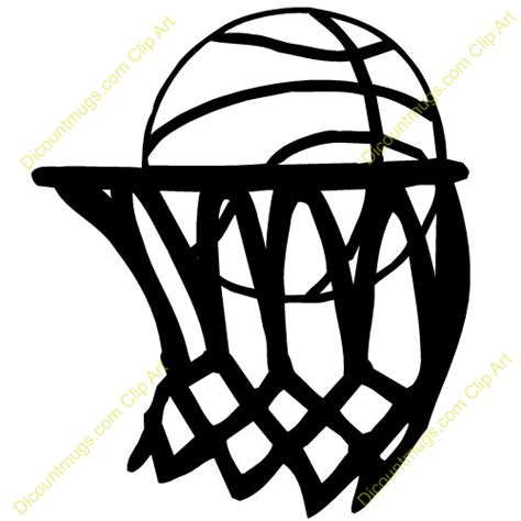 Basketball Net Clipart by Basketball Swish Clipart Clipart Suggest