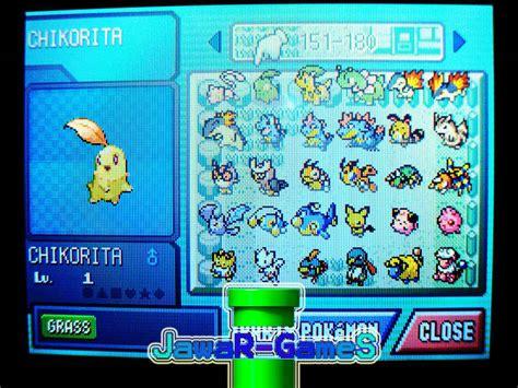 Pokemon Pearl 649 Pokes Shinys Nintendo Ds 2ds 3ds