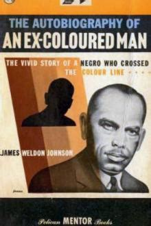 autobiography of an ex colored the autobiography of an ex colored by weldon