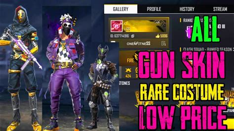 Like pubg mobile, free fire has also many ways to pick up premium legendary items for free in your account. Free fire Level:70 all gun skin & all top up event Rare ...