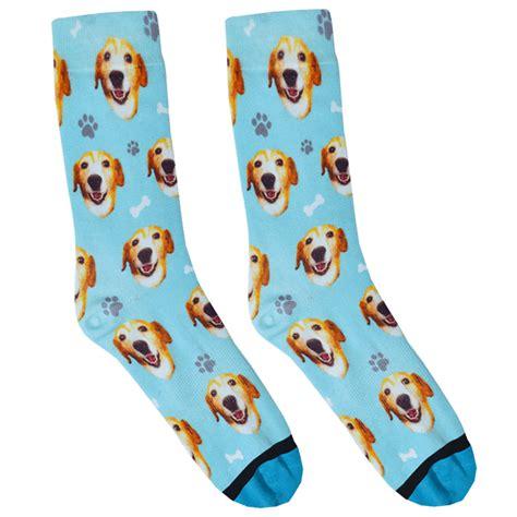 Hunde Auf Socken Drucken