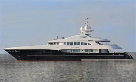 Yacht Elandess by Elandess A Motor Yacht By Heesen Yachts Charter World