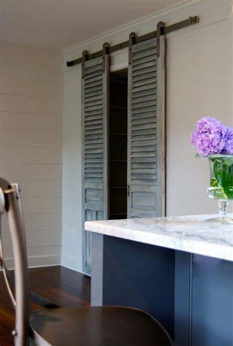 ideas    repurpose window shutters   home