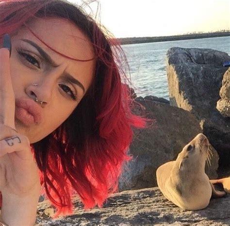 Kehlani Red Hair Kehlani Kehlani Parrish Girls