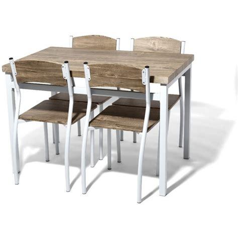 chaises salle manger alinea table salle manger