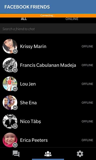 working apk of messenger for bb10 3 x best