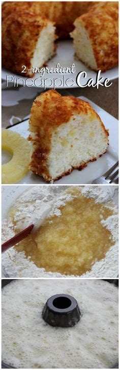 angel food cake pan ideas  pinterest weight