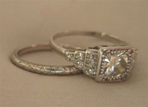 best 25 vintage anniversary rings ideas on pinterest