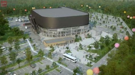 galerie photos d 233 couvrez en images la future salle arena loire tr 233 laz 233 courrier de l ouest