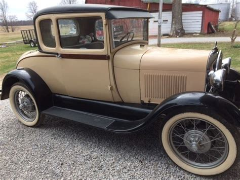 1928 Ford Model A by 1928 Ford Model A Special Coupe Classic Ford Model A