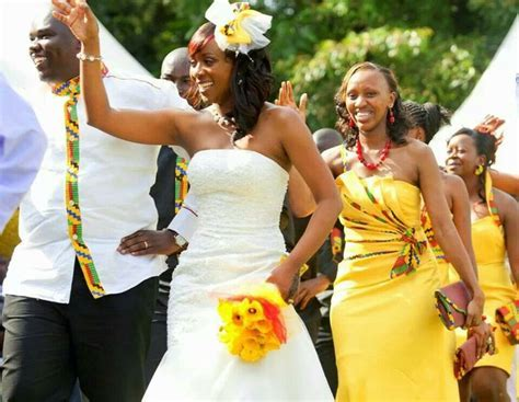 Kenyan weddings #Kenya #Africa #Wedding   Weddings