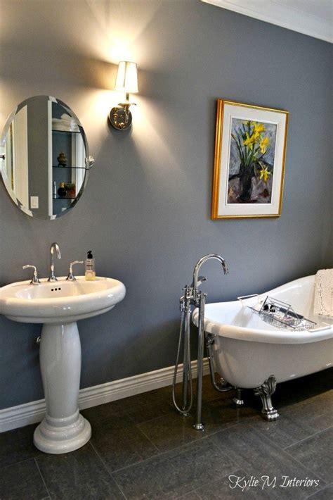 Dior Gray, Benjamin Moore. How to make a small room look