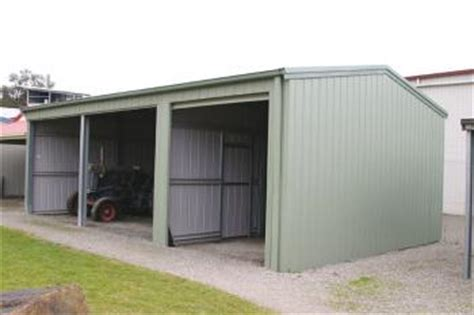 Machinery Shed For Sale by Partition Walls Fair Dinkum Sheds