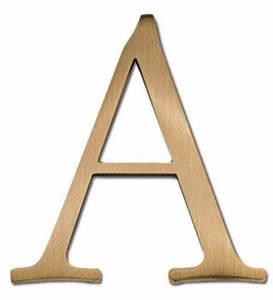 2 inch garamond regular cast metal sign letters bl2j002 With 2 metal letters