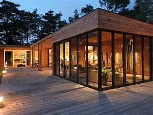 Extension Maison Bois Kit : presse on parle de kitmaisonbois kitmaisonbois ~ Melissatoandfro.com Idées de Décoration