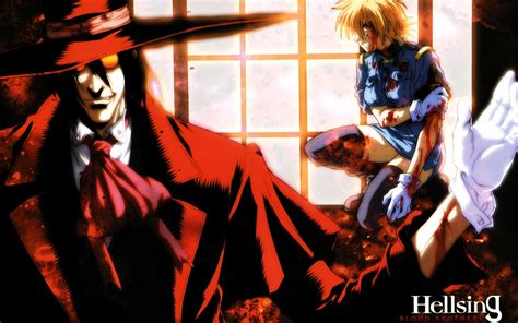 animecheck hellsing scully reviews hellsing ultimate
