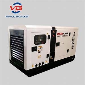 Silent 20 Kva 25 Kva 30 Kva Diesel Generator Price General
