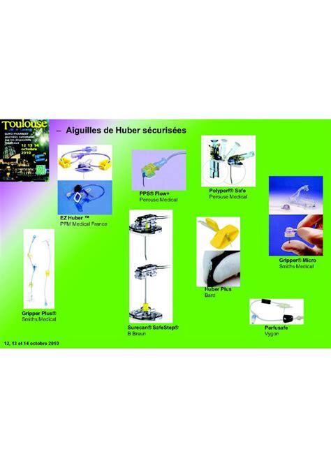 piquer sur chambre implantable bonnes pratiques d 39 utilisation d 39 une chambre à cathéter