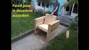 Salon De Jardin En Palette Moderne : facile fabriquer votre fauteuil de jardin int rieur en ~ Melissatoandfro.com Idées de Décoration