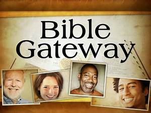 Recommended Sit... Bible Gateway