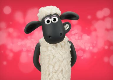 create shaun  sheep