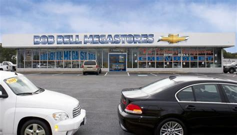 Bob Bell Chevrolet Of Baltimore Car Dealership In
