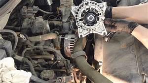 Ford 4 6l  U0026 5 4l Engines Alternator Replacement