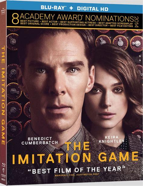 Rã Sumã The Imitation by News Imitation Us Dvd R1 Bd Ra Dvdactive