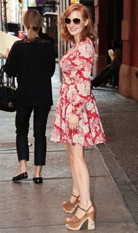 actress like jessica chastain jessica chastain instyle