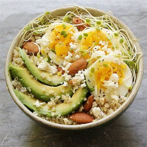 Beautiful Breakfast Recipes by 10 Healthy Recipes For Breakfast Bowls Healthy