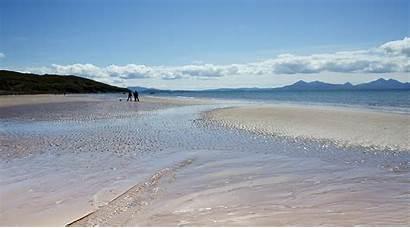 Beach Applecross Coast North Location