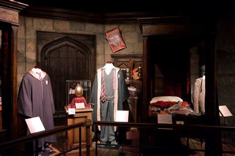 harry potter chambre harry potter expo exposition cité du cinéma griffon