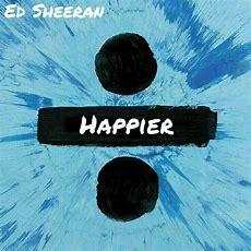 Ed Sheeran  Happier Album Art Cover Divide  For The Love Of Music Pinterest