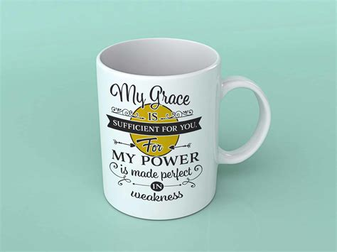 Better read helpful hints, advices and test strategies added by players. Mugs - My Grace is sufficient coffee mug for sale in Johannesburg (ID:467855730)