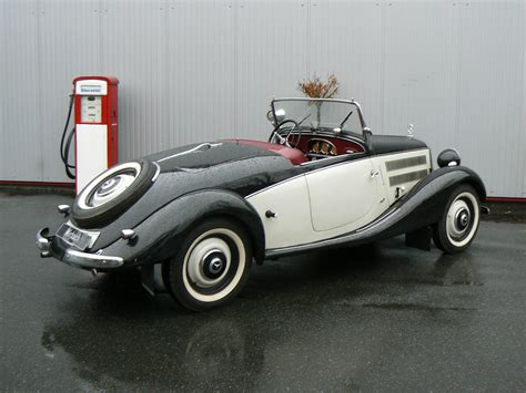 mercedes 170 v mercedes 170 v roadster photos photogallery with 6
