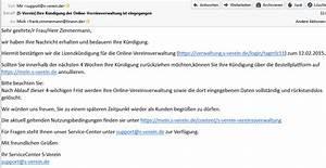 Lastschrift Rechnung : lizenz k ndigen online hilfe s verein ~ Themetempest.com Abrechnung