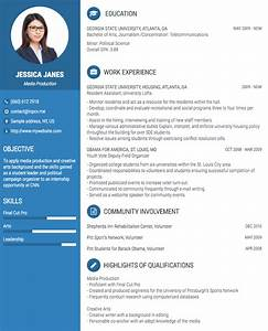 Create a professional resume project scope template for Create professional resume