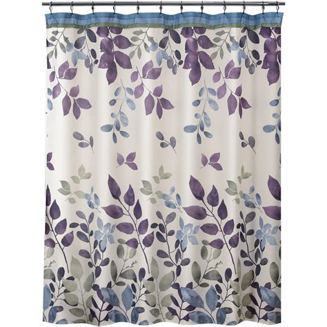 Kmart Curtains Smith by Smith Shower Curtain Viney Leaf Home Bed Bath