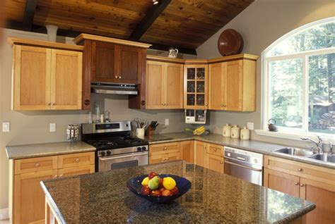 the 5 most popular granite colors for your kitchen countertops
