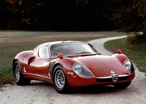 Alfa Romeo Tz2  Alfa Romeo Sports Cars And Racing Stuff