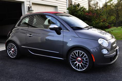 Fiat 500 Tires by Fiat Lowered Without Spacers Any Pictures