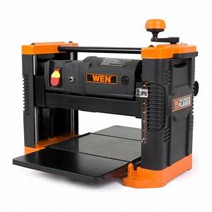 WEN 15 Amp 125 In Corded Thickness Planer 6550 The
