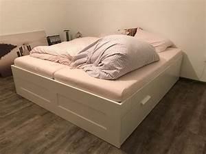 Ikea Brimnes Bett 180x200 : brimnes ikea neu und gebraucht kaufen bei ~ Orissabook.com Haus und Dekorationen