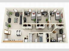 Three Bedroom Apartment Floor Plan talentneedscom