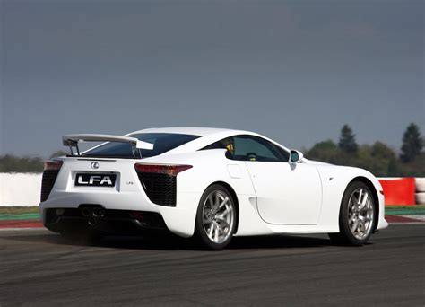 How Much Does The Lexus Lfa Cost