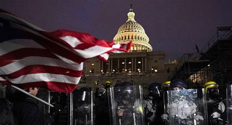 FBI, NYPD Warned US Capitol Police About Possible Violence ...