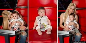 Shakira Will Return To The Voice For Season 6, Baby Milan ...