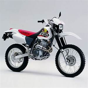 Honda Xr400r - Service Manual    Repair Manual