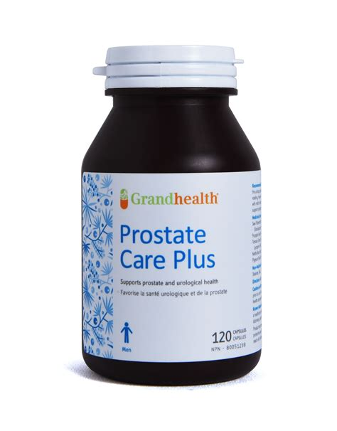 Pumpkin Seed Oil Prostate Infection by Prostate Care Plus Grandhealth