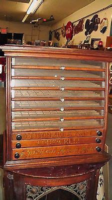 cabinet drawers kitchen vintage industrial antique dietzgen 20 drawer wood 6501
